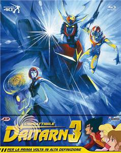 L'imbattibile Daitarn 3 - Blu-Ray - MediaWorld.it