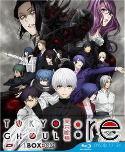 Tokyo ghoul: re - Stagione 03 Box 02 (ep.13-24) - Blu-Ray - thumb - MediaWorld.it