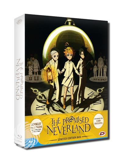 The promised neverland - Blu-Ray - thumb - MediaWorld.it