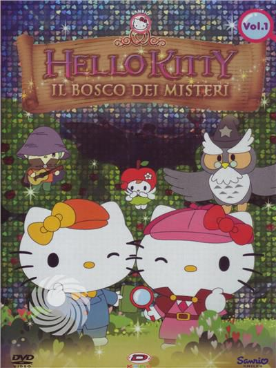 Hello Kitty - Il bosco dei misteri - DVD - thumb - MediaWorld.it