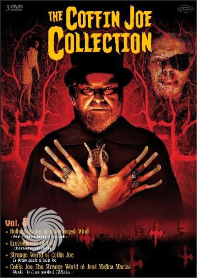 THE COFFIN JOE COLLECTION #03 - DVD - thumb - MediaWorld.it