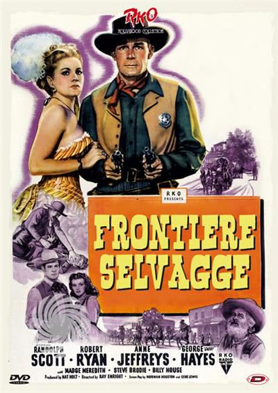 FRONTIERE SELVAGGE - DVD - thumb - MediaWorld.it