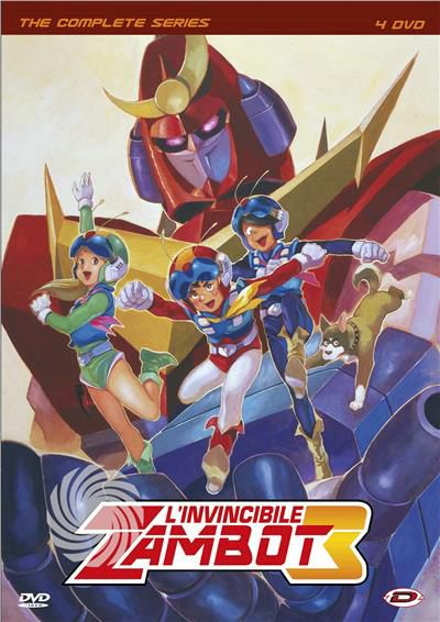 L'INVINCIBILE ZAMBOT 3 - THE COMPLETE SERIES - DVD - thumb - MediaWorld.it