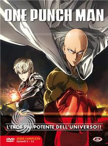 ONE PUNCH MAN - THE COMPLETE SERIES - DVD - thumb - MediaWorld.it