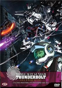 MOBILE SUIT GUNDAM THUNDERBOLT THE MOVIE - DECEMBE - DVD - thumb - MediaWorld.it