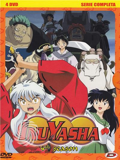 Inuyasha - DVD - Stagione 4 - thumb - MediaWorld.it