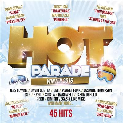 V/A - Hot Parade Winter 2016 - CD - thumb - MediaWorld.it