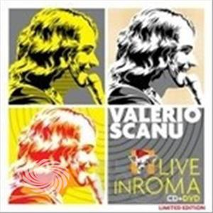 Scanu,Valerio - Live In Roma - CD - MediaWorld.it
