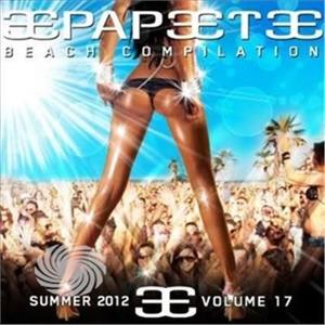 Papeete Beach Compilation - Vol. 17-Papeete Beach Compilation - CD - MediaWorld.it