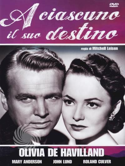 A ciascuno il suo destino - DVD - thumb - MediaWorld.it