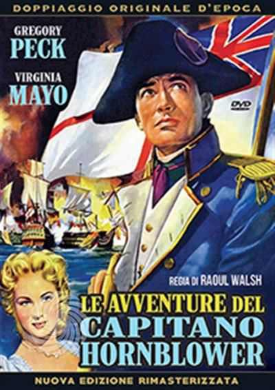Le avventure del capitano Hornblower - DVD - thumb - MediaWorld.it