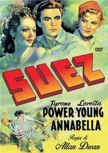Suez - DVD - thumb - MediaWorld.it