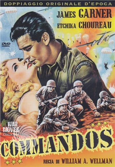 Commandos - DVD - thumb - MediaWorld.it
