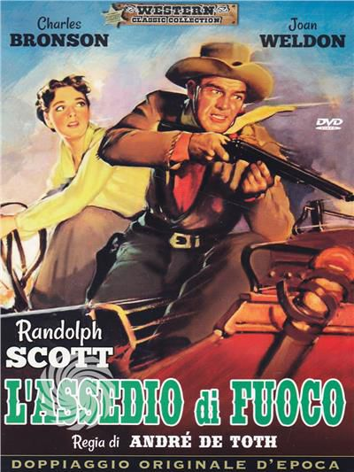 L'assedio di fuoco - DVD - thumb - MediaWorld.it