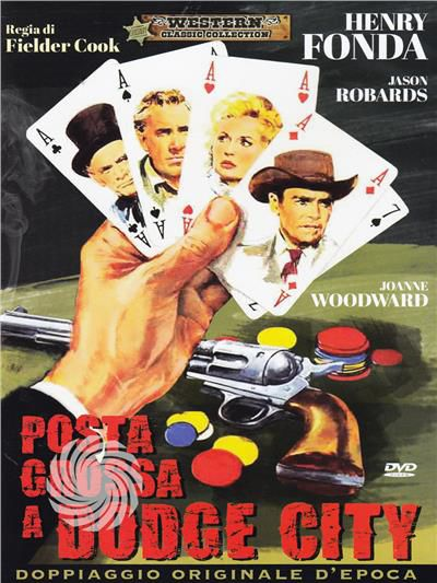 Posta grossa a Dodge City - DVD - thumb - MediaWorld.it