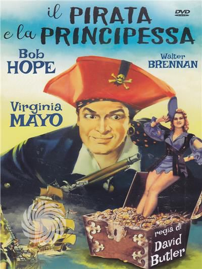 Il pirata e la principessa - DVD - thumb - MediaWorld.it