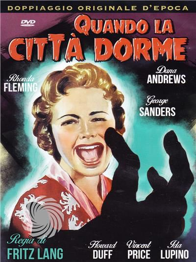Quando la citta' dorme - DVD - thumb - MediaWorld.it