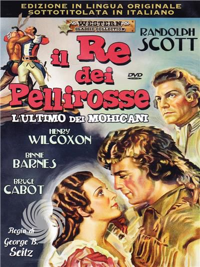 IL RE DEI PELLIROSSE - L'ULTIMO DEI MOHICANI - DVD - thumb - MediaWorld.it