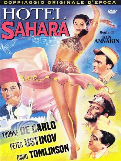 Hotel Sahara - DVD - thumb - MediaWorld.it
