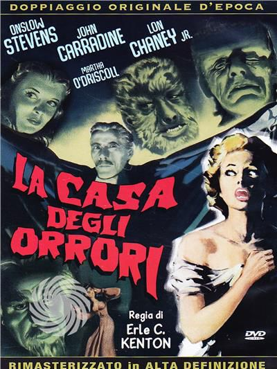 La casa degli orrori - DVD - thumb - MediaWorld.it