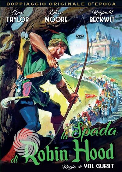 La spada di Robin Hood - DVD - thumb - MediaWorld.it
