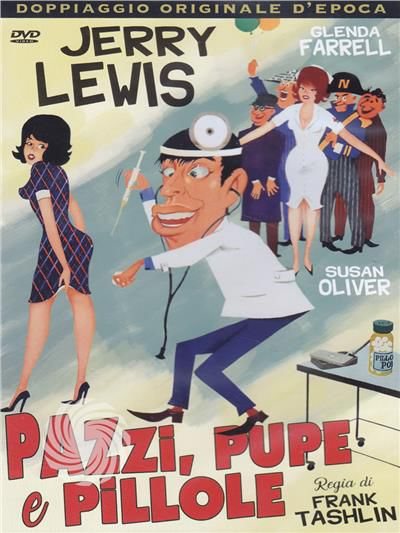 Pazzi, pupe e pillole - DVD - thumb - MediaWorld.it