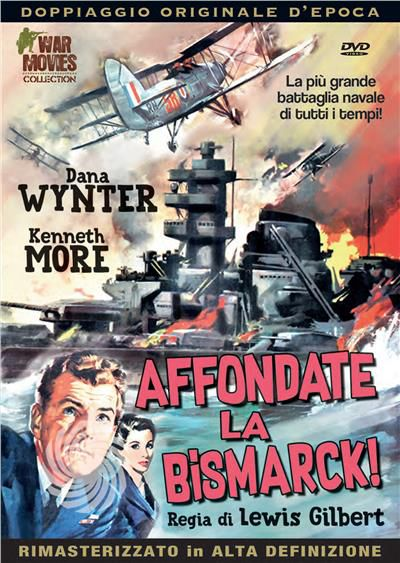 Affondate la Bismarck - DVD - thumb - MediaWorld.it