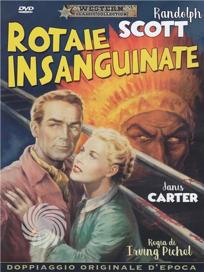 Rotaie insanguinate - DVD - thumb - MediaWorld.it