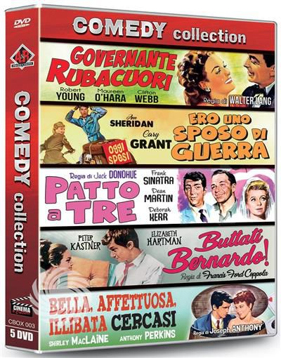 Commedia collection - DVD - thumb - MediaWorld.it