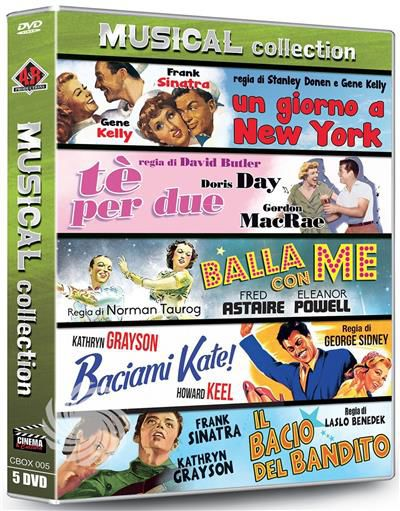 Musical collection - DVD - thumb - MediaWorld.it