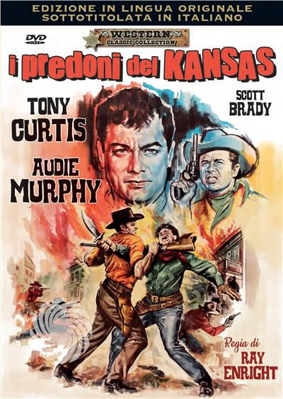 I predoni del Kansas - DVD - thumb - MediaWorld.it