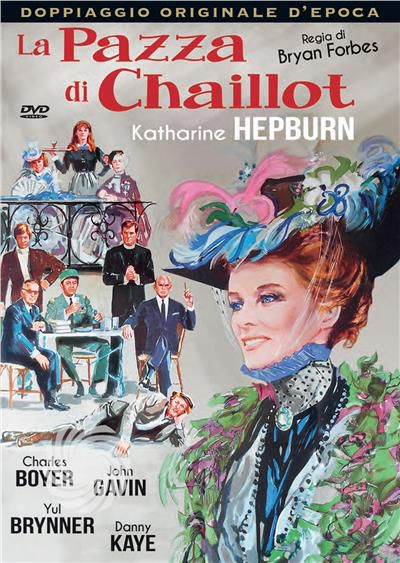 La pazza di Chaillot - DVD - thumb - MediaWorld.it