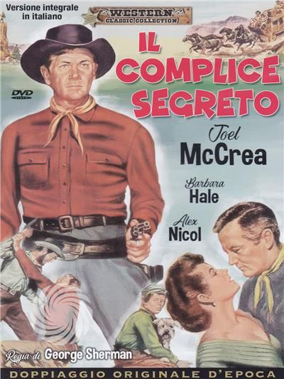Il complice segreto - DVD - thumb - MediaWorld.it