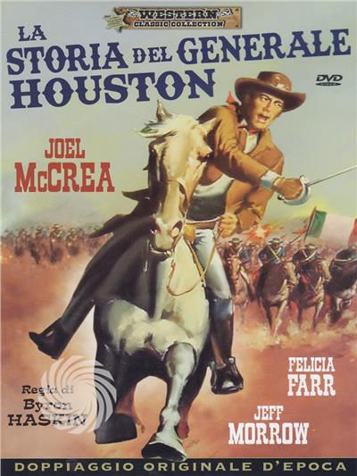 La storia del generale Houston - DVD - thumb - MediaWorld.it