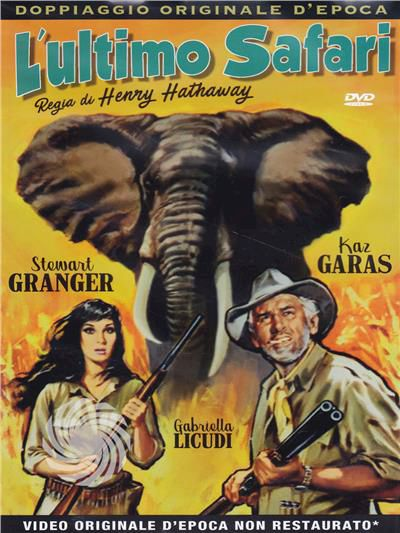 L'ultimo safari - DVD - thumb - MediaWorld.it