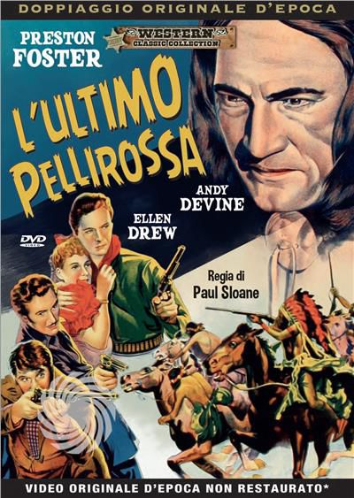 L'ultimo pellirossa - DVD - thumb - MediaWorld.it