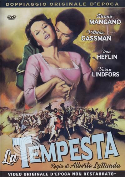 La tempesta - DVD - thumb - MediaWorld.it