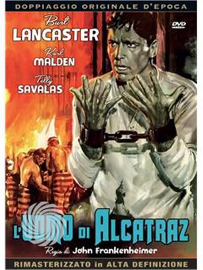 L'uomo di alcatraz - DVD - thumb - MediaWorld.it