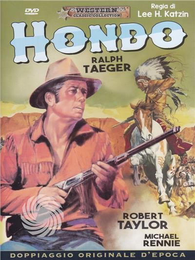 Hondo - DVD - thumb - MediaWorld.it