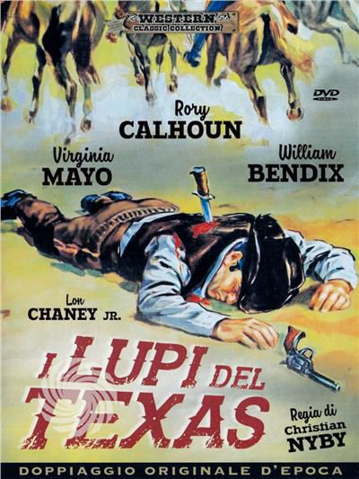 I LUPI DEL TEXAS - DVD - thumb - MediaWorld.it