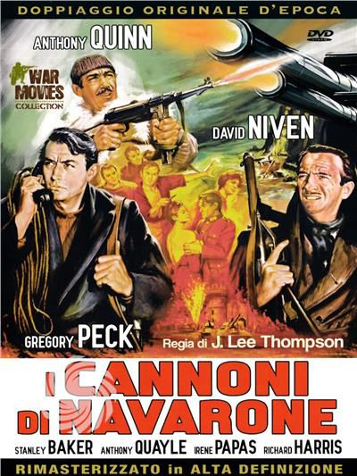 I cannoni di Navarone - DVD - thumb - MediaWorld.it
