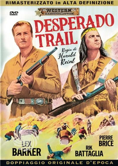 Desperado trail - DVD - thumb - MediaWorld.it