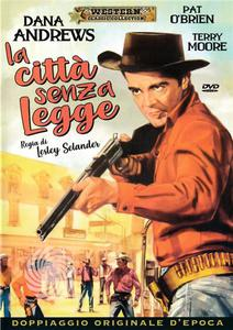 La citta' senza legge - DVD - thumb - MediaWorld.it
