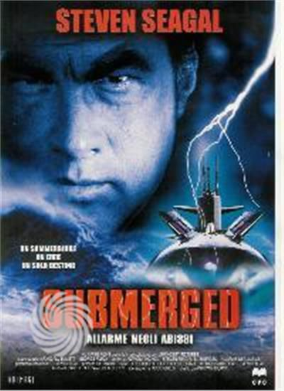 Submerged - Allarme negli abissi - DVD - thumb - MediaWorld.it
