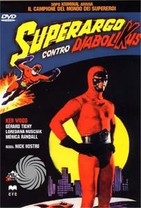 SUPERARGO CONTRO DIABOLIKUS - DVD - MediaWorld.it