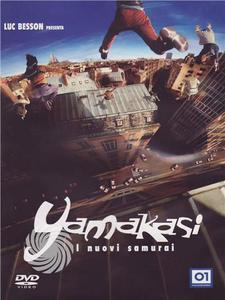 Yamakasi - I nuovi samurai - DVD - MediaWorld.it