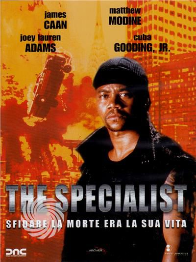 THE SPECIALIST - DVD - thumb - MediaWorld.it