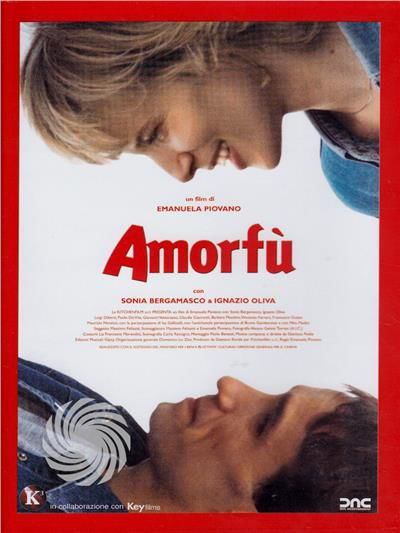 AMORFU' - DVD - thumb - MediaWorld.it