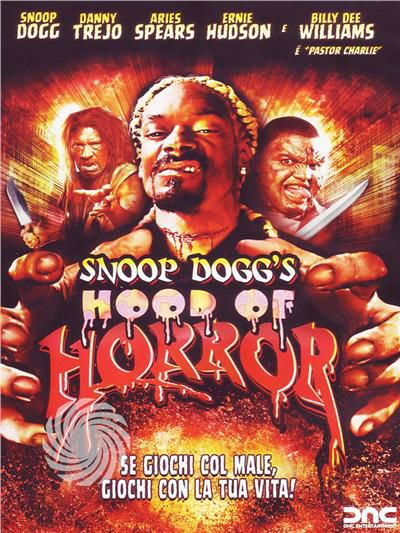 Snoop dogg's - Hood of horror - DVD - thumb - MediaWorld.it