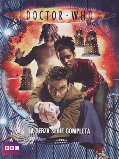 Doctor Who - DVD  - Stagione 3 - thumb - MediaWorld.it